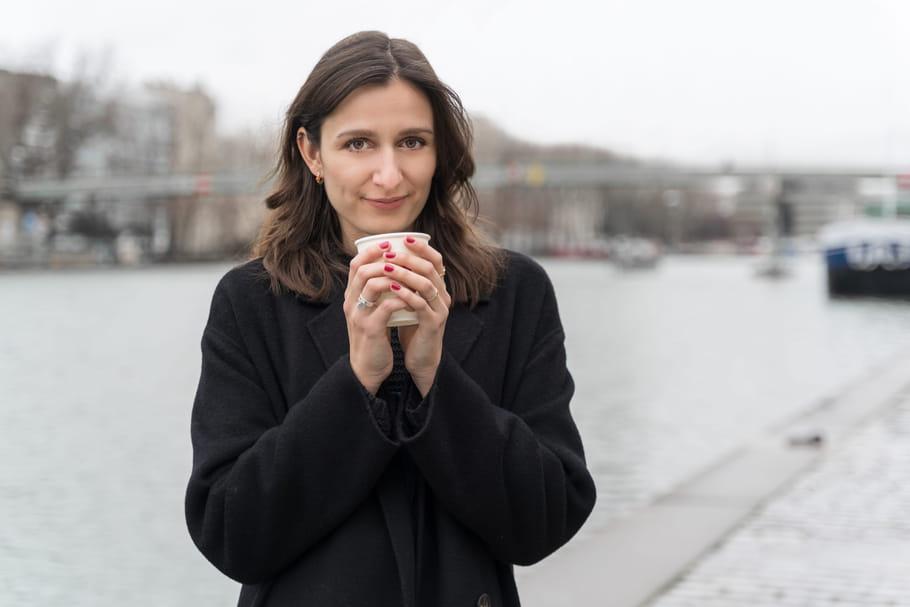 Jennifer Baleon, finaliste du Trophée Perle de Lait 2020, co-fondatrice du Café Gagnant