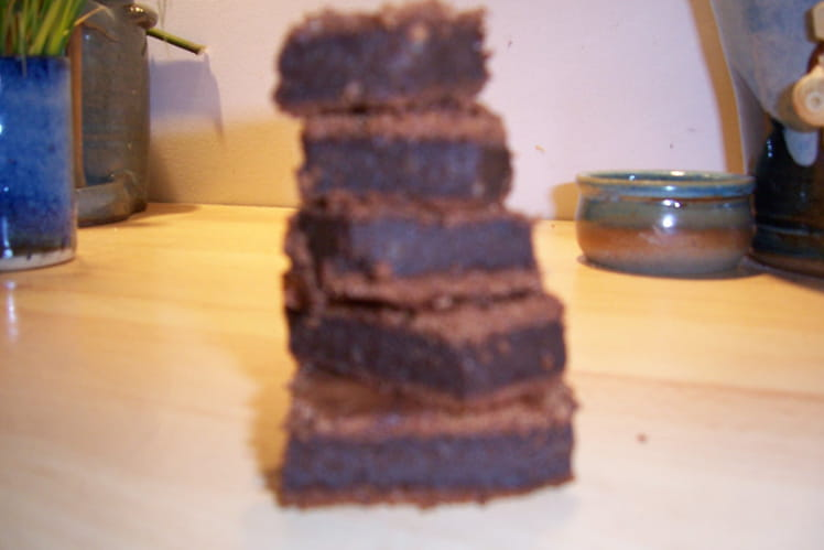 Gâteau au chocolat allégé