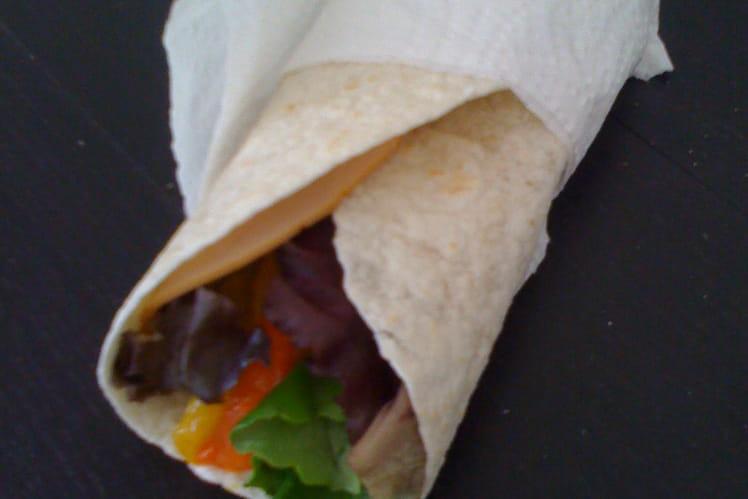 Burrito d'été