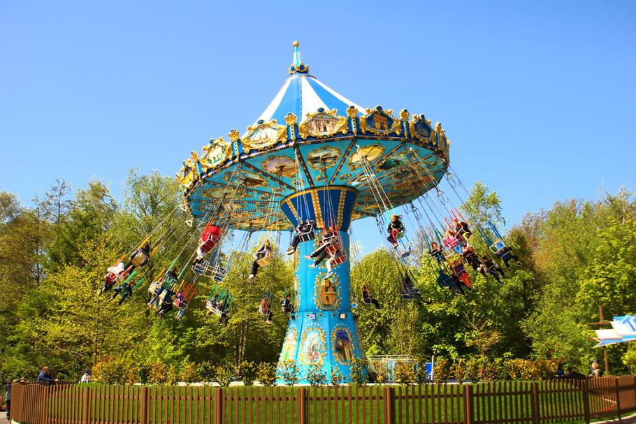 Le parc Bagatelle, pour passer du bon temps dans le Nord