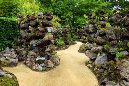 Le jardin Fragment'ère
