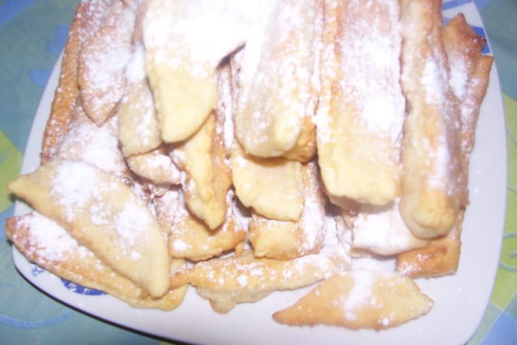 Oreillettes provençales