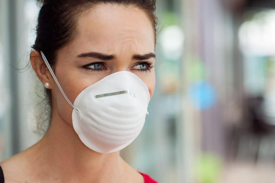 Masque Covid et IRM: gare au risque de brûlures au visage