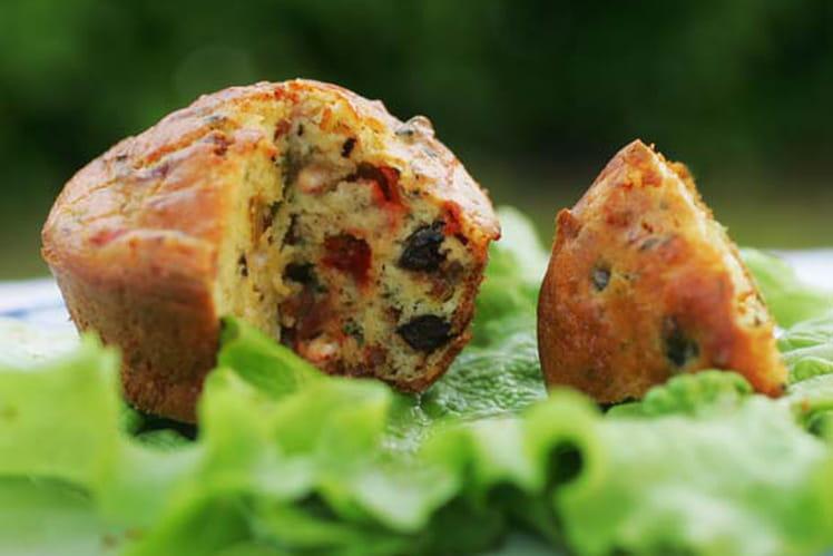 Muffins crétois
