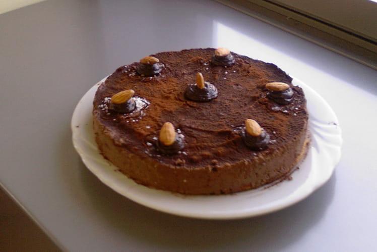 Gâteau à la mousse de chocolat