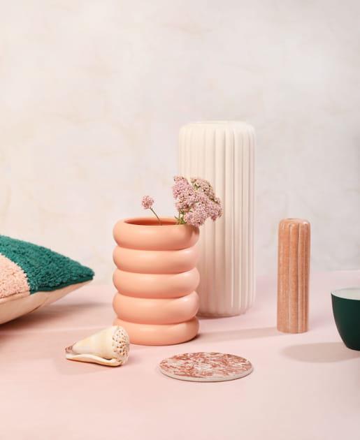 L'objet du désir: les vases Bubble et Speckle d'&Klevering