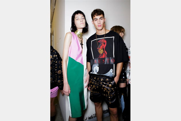 Fausto Puglisi (Backstage) - photo 19