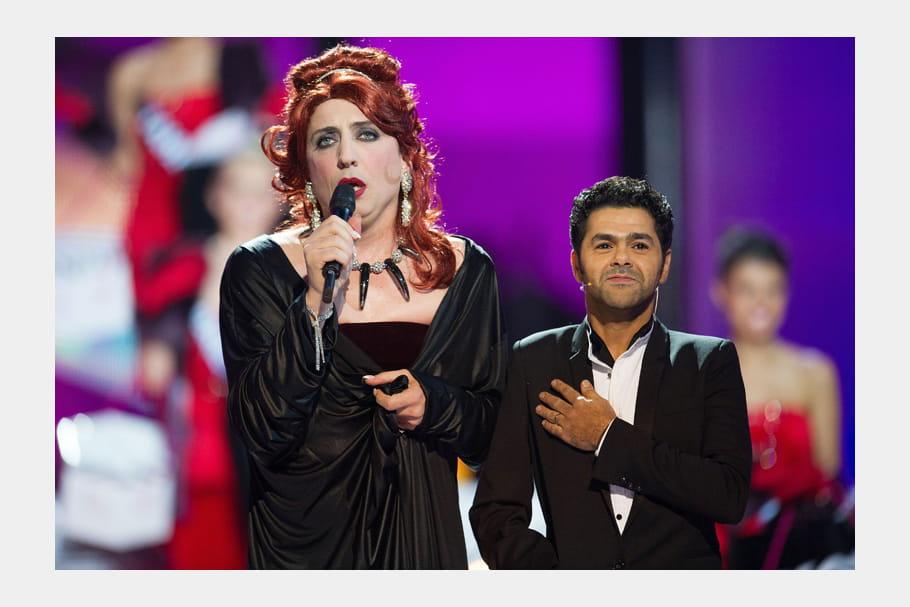 Gad Elmaleh et Jamel, perturbateurs de soirée