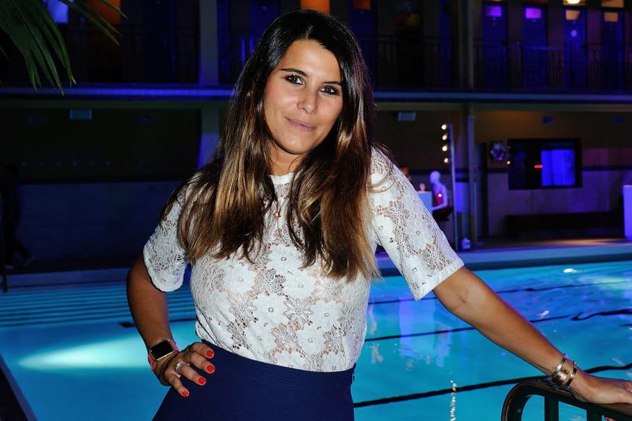 "Karine Ferri, en vacances: pétanque, barbecue et ""mari formidable"""