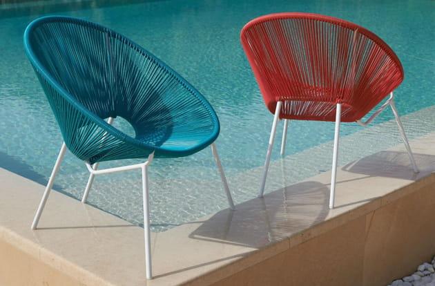 fauteuil acapulco de carrefour. Black Bedroom Furniture Sets. Home Design Ideas