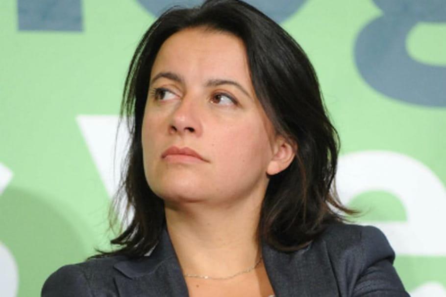 Cécile Duflot, refoulée par les écolos