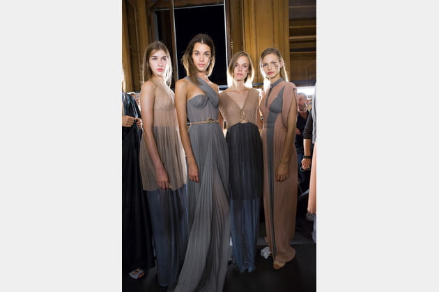 Vionnet (Backstage) - photo 46