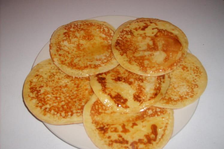 Pancakes du samedi matin