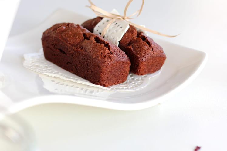 Financiers chocolat - Blé Noir Sans Gluten