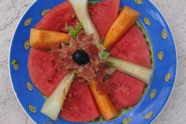 Assiette ibérique