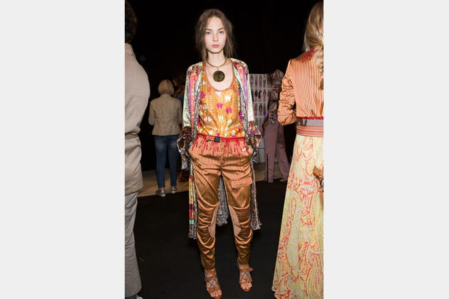 Etro (Backstage) - photo 17