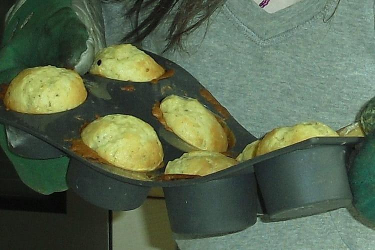 Muffins au chocolat ultra simples