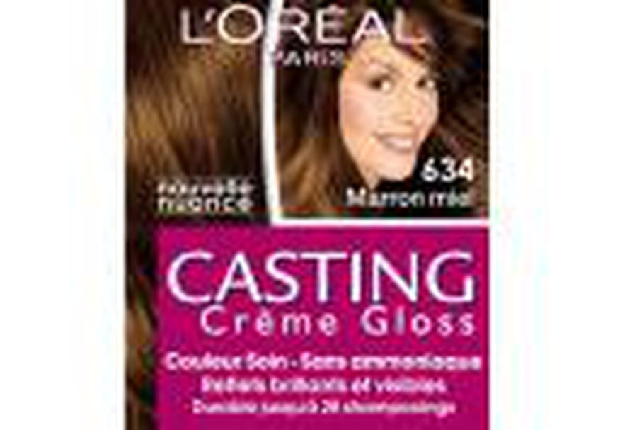 coloration casting crme gloss miels glossy de - Casting Coloration