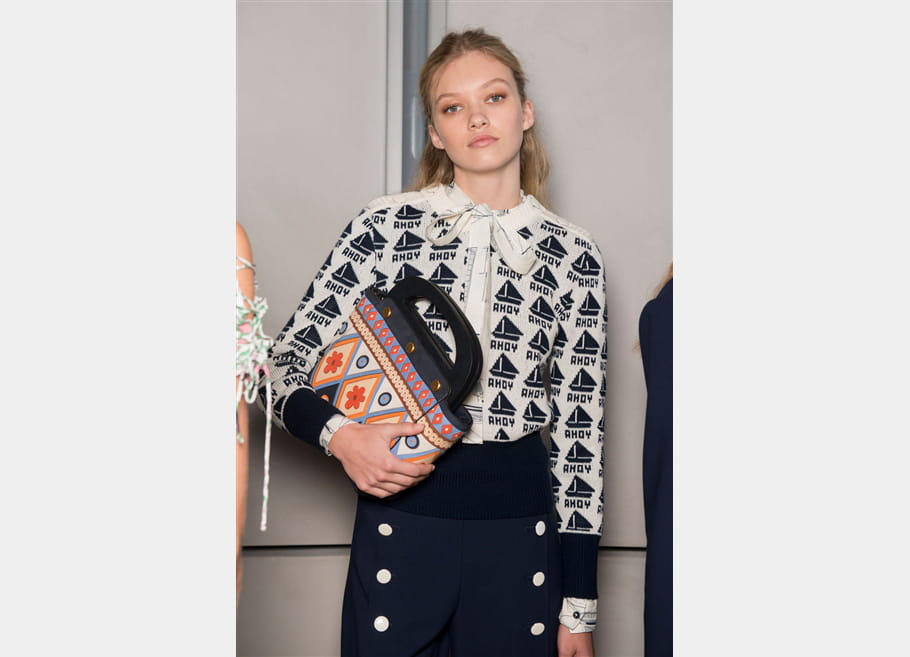Tory Burch (Backstage) - photo 33