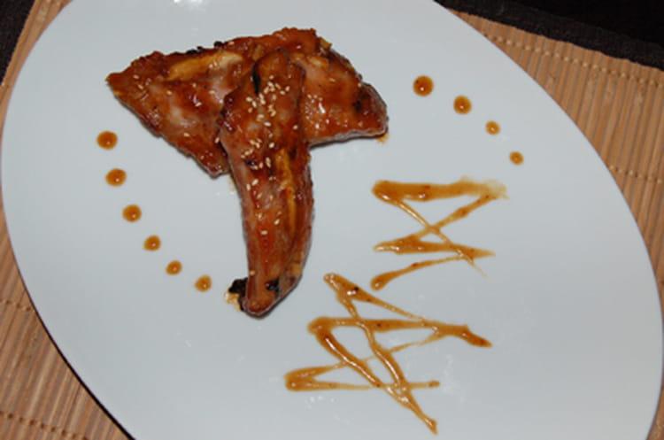 Recette de travers de porc aigre doux la recette facile - Cuisiner travers de porc ...