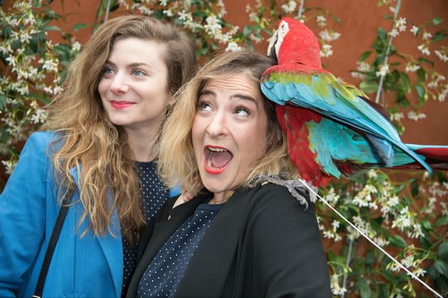 Sarah Suco et Marilou Berry