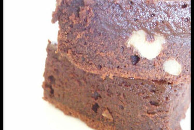 Brownie au micro-ondes