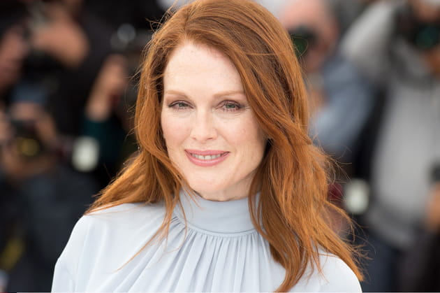 Le regard nude de Julianne Moore