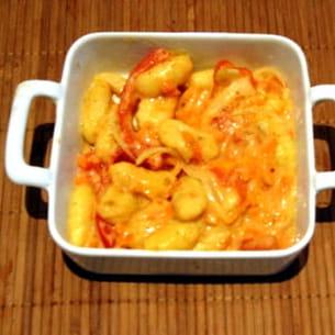 curry de gnocchis