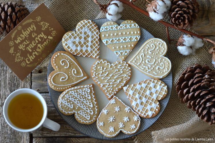 Biscuits Schwowebredele aux épices