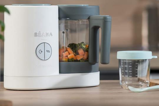 Babycook: les meilleurs appareils pour les repas de bébé