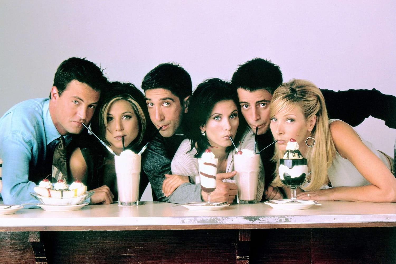 Voici le plateau TV idéal pour regarder l'épisode inédit de Friends (recettes)
