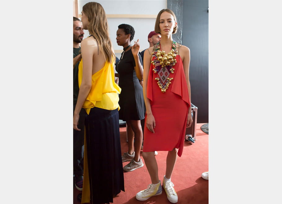Alexis Mabille (Backstage) - photo 36