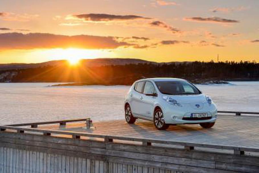 La voiture électrique cartonne en Norvège