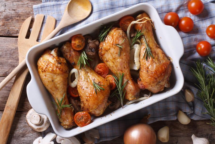 Comment utiliser des restes de poulet?