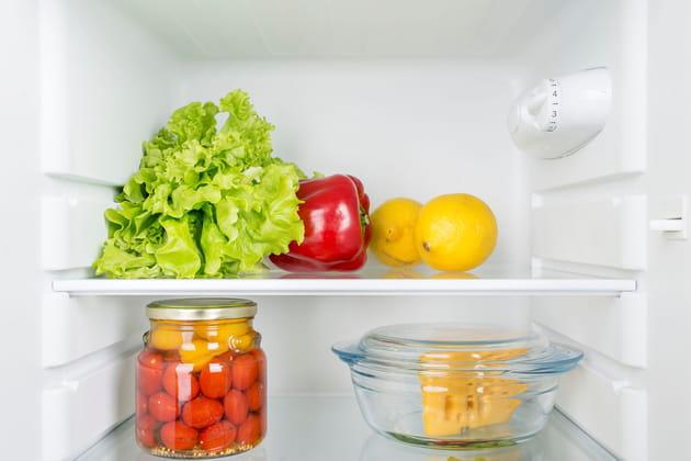 Ne pas vérifier à la température du frigo