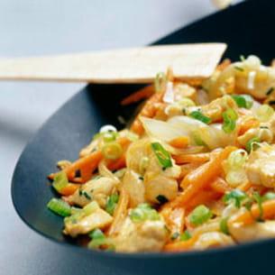 poulet au gingembre grillé