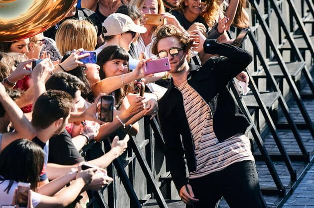 Robert Pattinson, roi du selfie