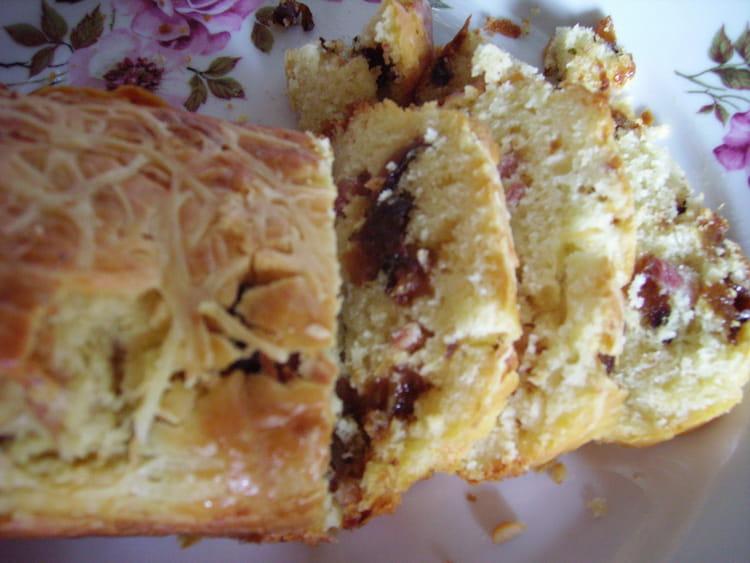 Recette Cake Sophie Aux Pruneaux