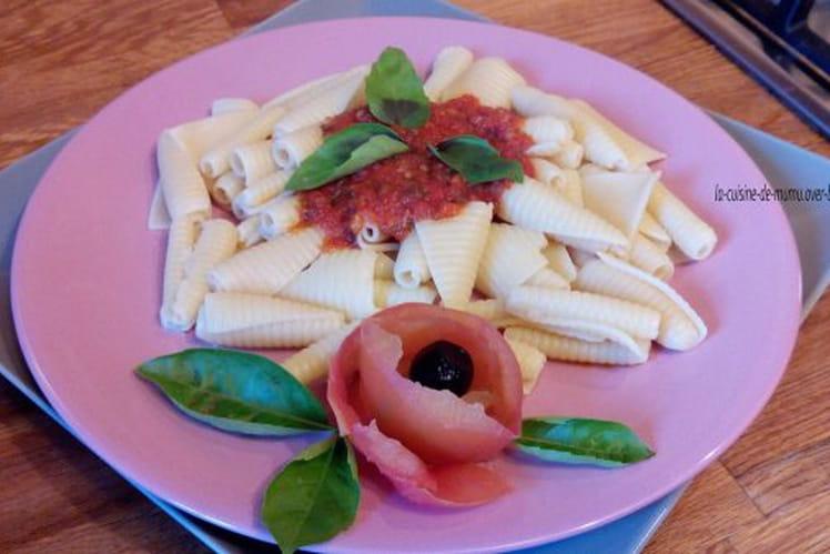 Sauce tomate à la napolitaine