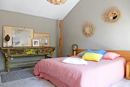 La couleur rose en déco : nuances, associations de couleurs, chambre ...