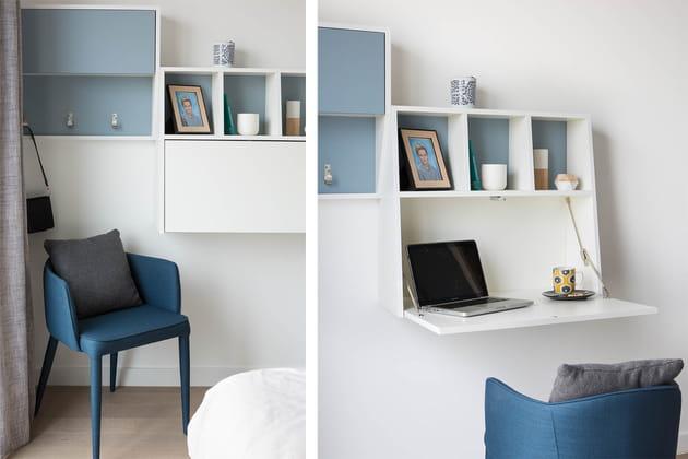 Un petit bureau sur-mesure