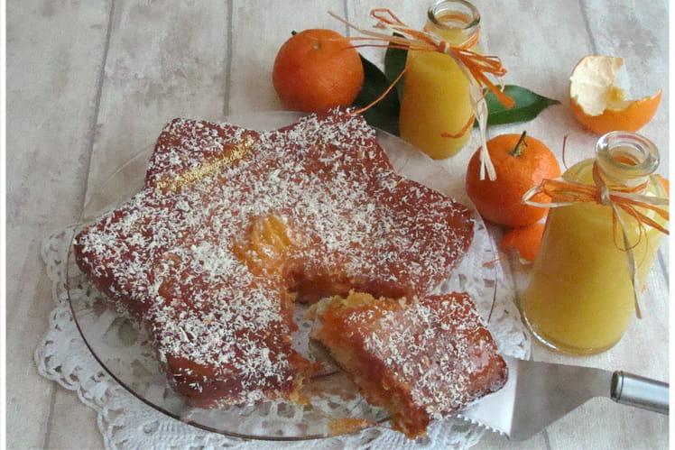 Gâteau à la clémentine de Corse