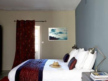 Une chambre tr s actuelle for Deco actuelle chambre