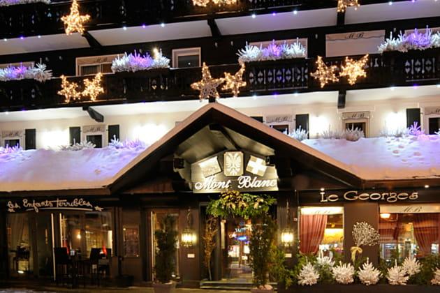 Hôtel**** Mont-Blanc