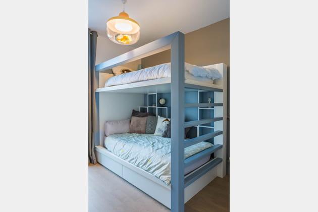 Un lit cabane pour enfant
