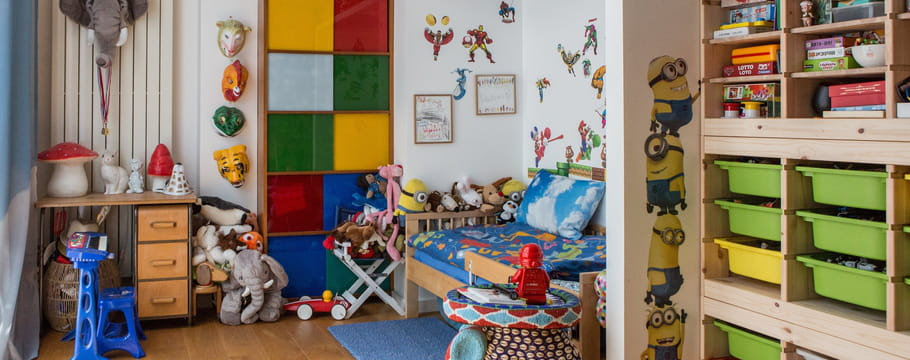 Chambre d 39 enfant id es d co couleurs conseils astuces for Amenager une chambre d enfant