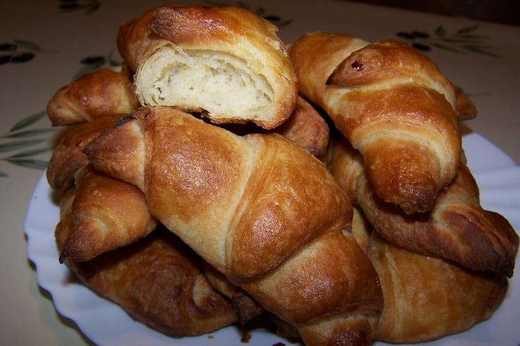 Croissants comme chez le boulanger