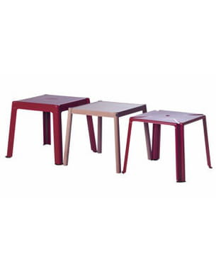tables gigognes rouges ikea ps 2012
