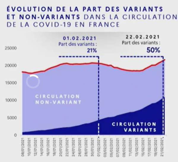 variant covid france