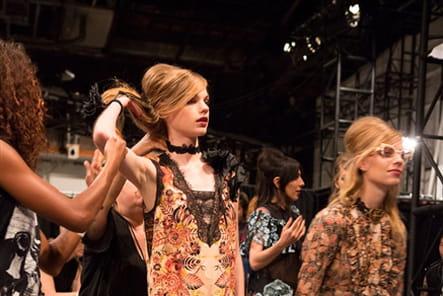 Anna Sui (Backstage) - photo 40